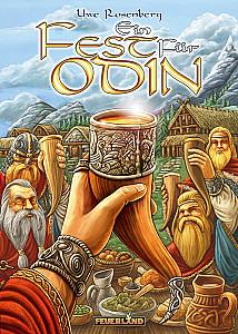 Изображение                                                                                                 настольной игры                                                                                                 «Во славу Одина»