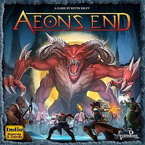 Изображение                                                                                                 настольной игры                                                                                                 «Aeon's End»