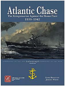 Изображение                                                                                                 настольной игры                                                                                                 «Atlantic Chase»