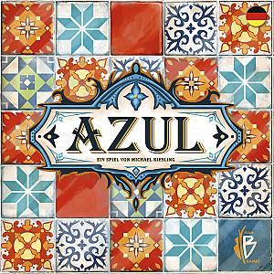 Изображение                                                                                                 настольной игры                                                                                                 «Азул»