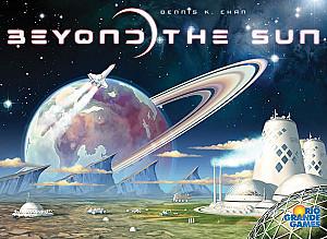 Изображение                                                                                                 настольной игры                                                                                                 «Beyond the Sun»