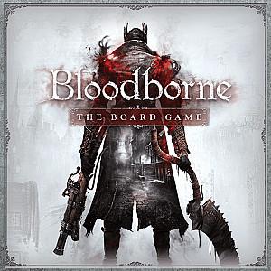 Изображение                                                                                                 настольной игры                                                                                                 «Bloodborne: The Board Game»