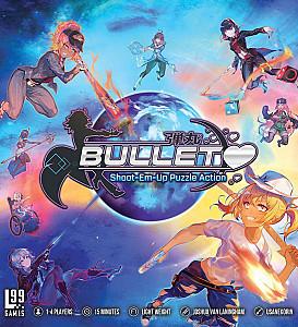 Изображение                                                         настольной игры                                                         «Bullet»