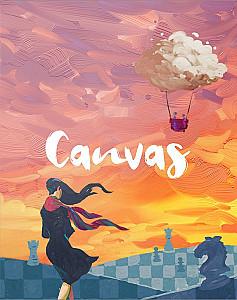 Изображение                                                                                                 настольной игры                                                                                                 «Canvas»