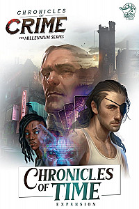 Chronicles of Crime: The Millennium Series – Chronicles of Time Expansion