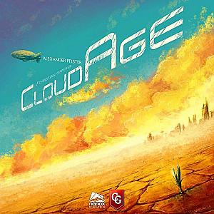 Изображение                                                                                                 настольной игры                                                                                                 «CloudAge»