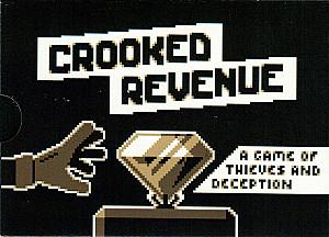 Изображение                                                         настольной игры                                                         «Crooked Revenue»