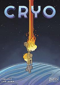 Изображение                                                                                                 настольной игры                                                                                                 «Cryo»