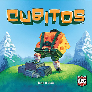 Изображение                                                                                                 настольной игры                                                                                                 «Cubitos»