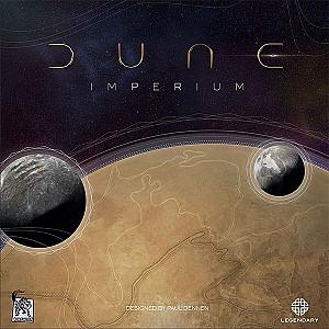 Изображение                                                                                                 настольной игры                                                                                                 «Дюна. Империя»