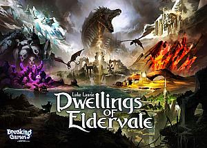Изображение                                                                                                 настольной игры                                                                                                 «Dwellings of Eldervale»