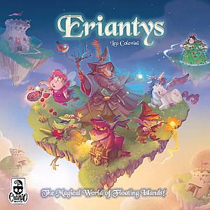 Изображение                                                                                                 настольной игры                                                                                                 «Eriantys»
