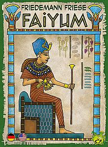 Изображение                                                                                                 настольной игры                                                                                                 «Faiyum»