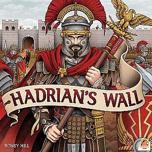 Изображение                                                                                                 настольной игры                                                                                                 «Вал Адриана»