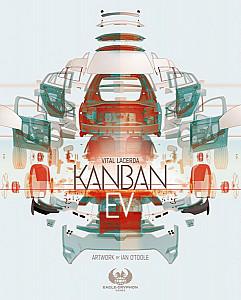 Изображение                                                                                                 настольной игры                                                                                                 «Kanban EV»