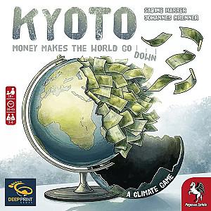 Изображение                                                                                                 настольной игры                                                                                                 «Kyoto»
