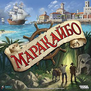 Изображение                                                                                                 настольной игры                                                                                                 «Маракайбо»