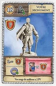 Maracaibo: Own Monument Promo Card