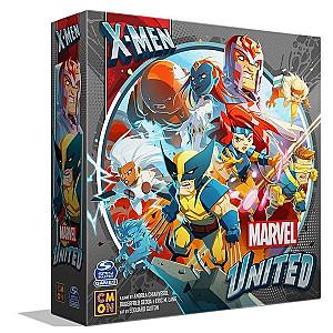 Изображение                                                                                                 настольной игры                                                                                                 «Marvel United: X-Men»