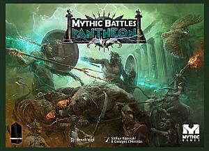 Изображение                                                                                                 настольной игры                                                                                                 «Mythic Battles: Pantheon»
