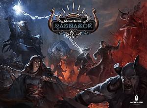 Изображение                                                                                                 настольной игры                                                                                                 «Mythic Battles: Ragnarök»