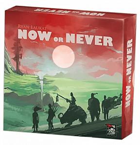 Изображение                                                                                                 настольной игры                                                                                                 «Now or Never»