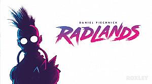 Изображение                                                                                                 настольной игры                                                                                                 «Radlands»