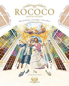 Изображение                                                                                                 настольной игры                                                                                                 «Rococo Deluxe»