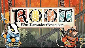 Изображение                                                                                                 дополнения                                                                                                 «Root: The Marauder Expansion»