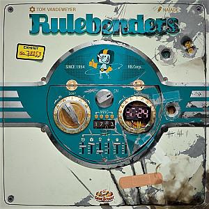 Изображение                                                         настольной игры                                                         «Rulebenders»