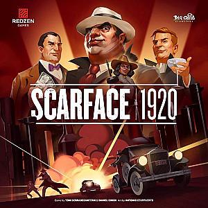 Изображение                                                                                                 настольной игры                                                                                                 «Scarface 1920»