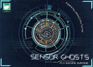 Изображение                                                         настольной игры                                                         «Sensor Ghosts»