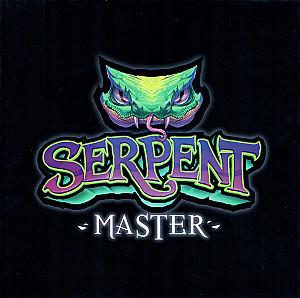 Изображение                                                         настольной игры                                                         «Serpent Master»
