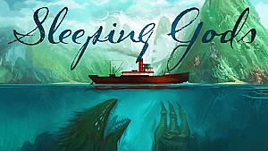 Изображение                                                                                                 настольной игры                                                                                                 «Sleeping Gods»