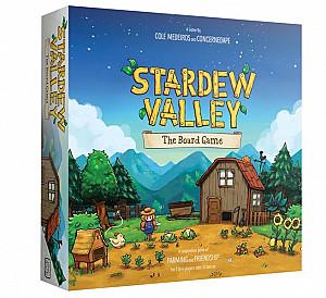 Изображение                                                                                                 настольной игры                                                                                                 «Stardew Valley: The Board Game»