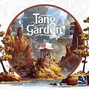 Изображение настольной игры «Tang Garden»