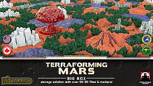Изображение настольной игры «Terraforming Mars: Big Box»