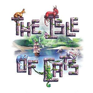 Изображение                                                                                                 настольной игры                                                                                                 «Остров кошек»