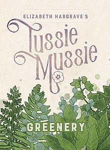 Tussie Mussie: Greenery