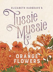 Tussie Mussie: Orange Flowers