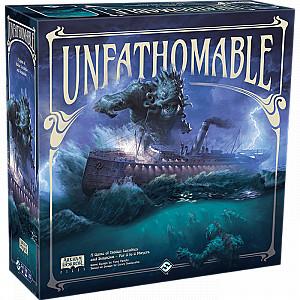 Изображение                                                                                                 настольной игры                                                                                                 «Unfathomable»
