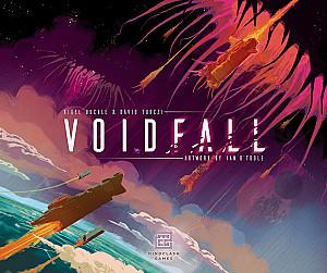 Изображение                                                                                                 настольной игры                                                                                                 «Voidfall»