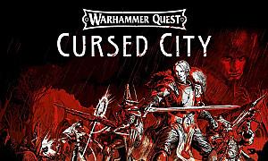 Изображение                                                                                                 настольной игры                                                                                                 «Warhammer Quest: Cursed City»